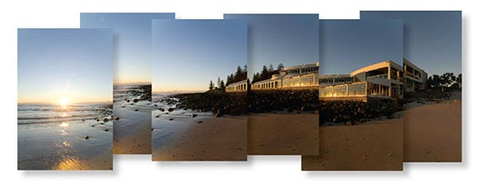 Photomerge Tutorial - Working With Photomerge In Photoshop Elements 6
