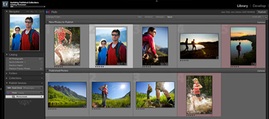 Drag And Drop Online Publish Services In Lightroom 3 — Photoshop Lightroom 3 Tutorial