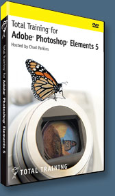 Total Training Photoshop Elements 5