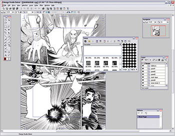 The full version of Manga Studio 3.0 EX is on special right now for $249
