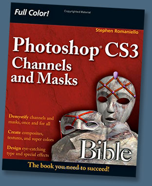 Photoshop CS3 Channels And Masks