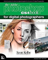 Adobe Photoshop CS4 Book for Digital Photographers - Scott Kelby