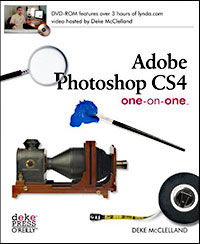 Adobe Photoshop CS4 One-on-One - Deke McClelland