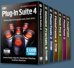 Adobe Photoshop Plug-in Suite From onOne Software - 10% Discount Code