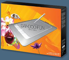 Wacom Adds Multi-Touch To Bamboo - Combining Multi-Touch And Pen Input