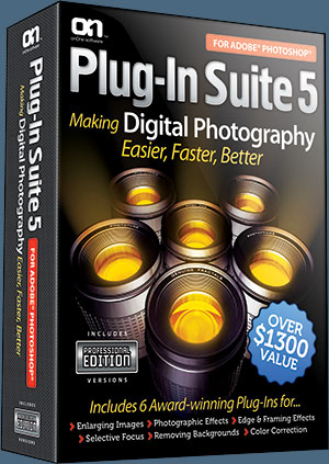 onOne Software Announces Plug-in Suite 5 - Plus Exclusive 20% Discount Coupon - Photoshop Plugins Super Package