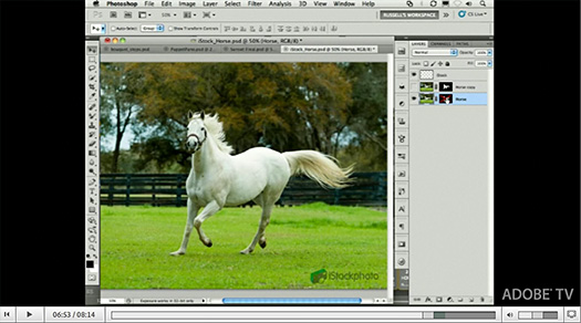 Russell Brown's Top 5 Photoshop CS5 Features - Photoshop CS5 Video