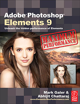 Adobe Photoshop Elements 9.0 Maximum Performance - Photoshop Elements 9 Book