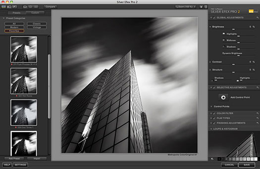 Silver Efex Pro 2 - 15% OFF - For Photoshop, Lightroom, Aperture - 15% Discount Coupon