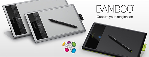 Wacom Rolls Out All-New Line Of Bamboo Pen Tablets - Wireless Bamboo Tablet Options Added
