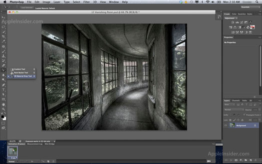 Photoshop CS6 Beta Features Detailed By AppleInsider Site