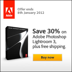 Adobe Store December Specials - 30% Off Lightroom, 30% Off Photoshop Elements And Premiere Elements, Plus Free Shipping