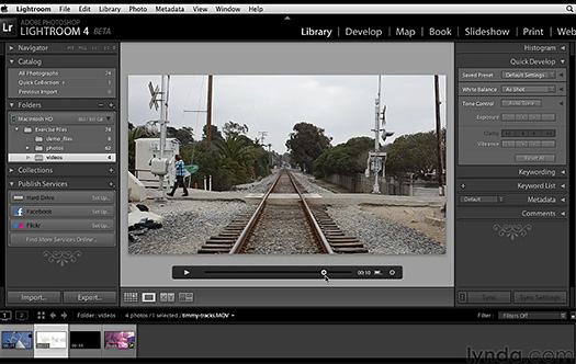2 Hours Of Free Lightroom 4 Video Training Tutorials
