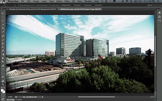New Liquify Tool And Background Save Option Highlighted in Latest Photoshop CS6 Preview Video