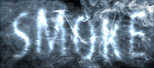 Creating A Smoke Text Effect In Photoshop - HD Video Tutorial