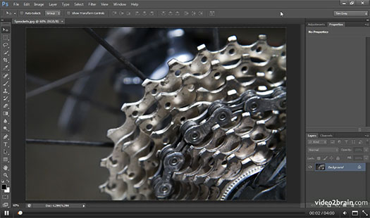 Photoshop CS6: New Features Workshop - Learn What's New And How It Affects You - Free Video Tutorials