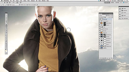 How To Create Dynamic Lighting Effects In Photoshop