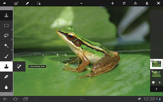 Mobile Photoshop: Basic Retouching In Adobe Photoshop Touch