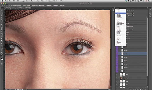 How To Graft Hair In Photoshop - Tutorial
