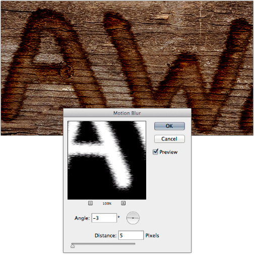 Creating A Hand-carved Wood Effect in Photoshop - Step-by-Step Tutorial and Video