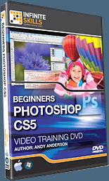 Photoshop CS5 Tutorial DVD - Video Training - 18 Free Videos
