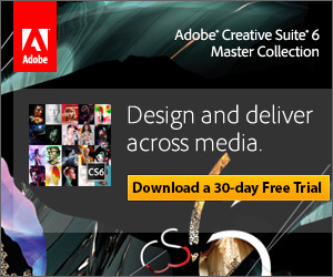 Download a free trial of any Adobe product or Creative Suite