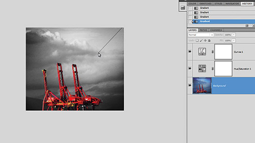 How To Mimic Stormy Weather In Your Photos - Photoshop Tutorial