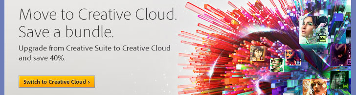 Creative Cloud Discount - Adobe Creative Cloud 40% Off Discount
