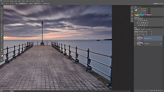 Using The Content-Aware Tools In Photoshop - Step-by-Step Tutorial