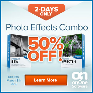 Get Perfect Effects 4 Premium and Perfect B&W Premium for only $99.95