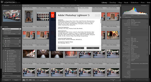 Lightroom 5 Beta Now Available For Free Download