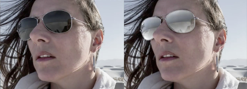 Creating Highly Reflective Sunglasses - Video Tutorial