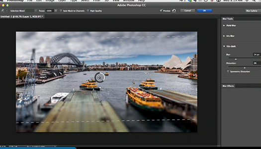 Making Movement: Creating and Editing Stunning Videos Easily in Photoshop (62 Minutes)