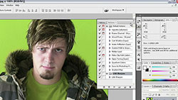 Adobe Photoshop CS3 Video Tutorials From Total Training