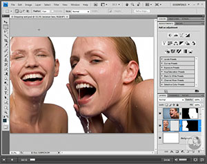 Free Photoshop CS4 Video Training - Photoshop CS4 Online Training Videos From Total Training - Adobe CS4 Training Resource Center