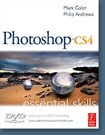 Photoshop CS4 Essential Skills - Adobe Photoshop CS4 Book