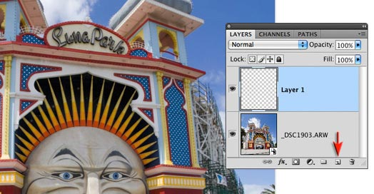 Adobe Photoshop CS4 Tutorial - Transforming A Smart Object In CS4
