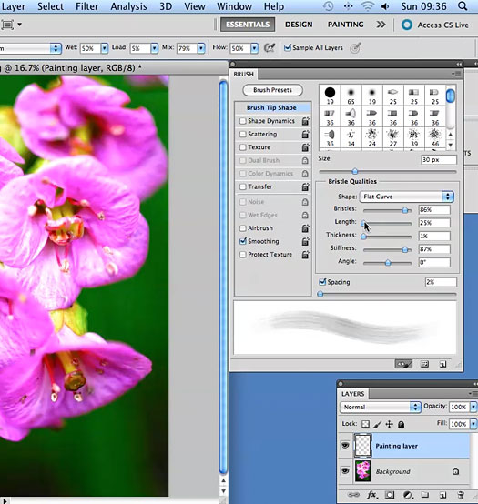 How To Turn A Photo Into A Painting In Photoshop CS5 - Photoshop CS5 Photo To Painting Tutorial