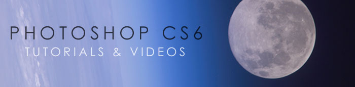 Adobe Photoshop CS6 Tutorials & Videos