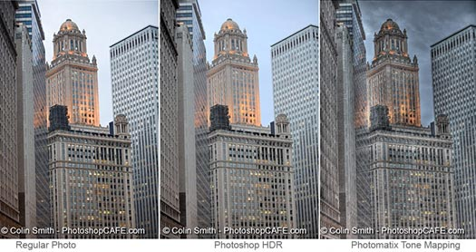 HDR - High Dynamic Range Photography - Merging HDR in Photoshop CS3 - Step-By-StepTutorial